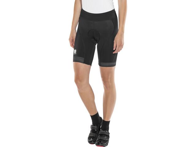 Sportful Giro Culotte corto sin tirantes Mujer, black